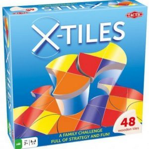 Tactic Peli X-Tiles