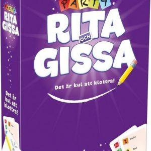 Tactic Perhepeli Rita & Gissa Party