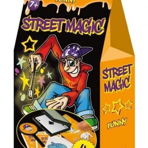 Tactic Street Magic 4 taikatemppua Oranssi