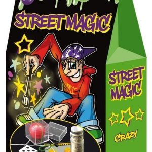 Tactic Street Magic 4 taikatemppua Vihreä