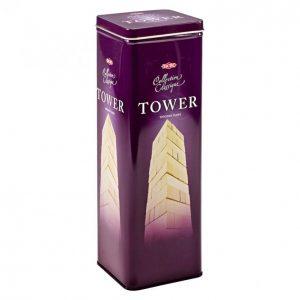 Tactic Tower Metallilaatikossa