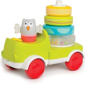 Taf Toys Aktiviteettilelu Pinoamislelu Crawl n' Stack