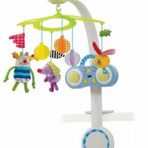 Taf Toys Sänkyyn kiinnitettävä mobile MP3 Stereo Mobile