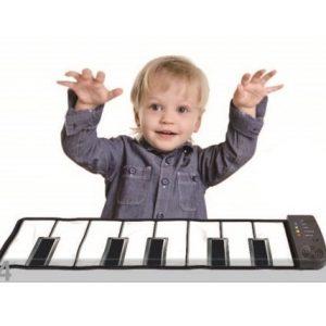 Tantsumatid Kokoonrullattava Piano