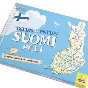 Tatun ja Patun Suomi peli