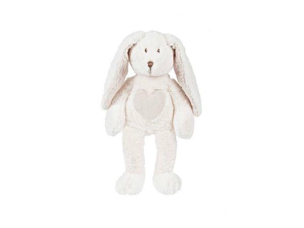Teddy Cream Kaniini valkoinen 51cm