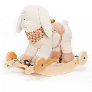 Teddykompaniet Ääntävä Pupukeinu