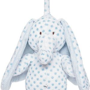 Teddykompaniet Baby Big Ears Soittorasia Elefantti