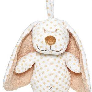 Teddykompaniet Baby Big Ears Soittorasia Koira