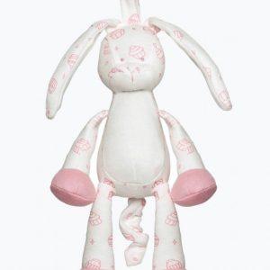Teddykompaniet Diinglisar Cupcake Organic Soittorasia Roosa