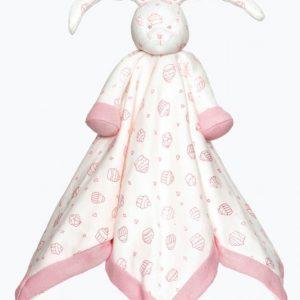 Teddykompaniet Diinglisar Cupcake Organic Uniriepu Roosa