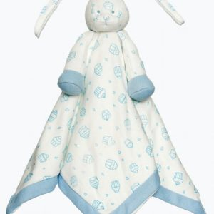 Teddykompaniet Diinglisar Cupcake Organic Uniriepu Sininen