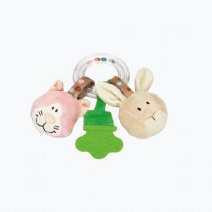 Teddykompaniet Diinglisar Kissa & Pupu