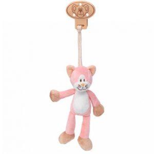 Teddykompaniet Diinglisar Klipsilelu Kissa