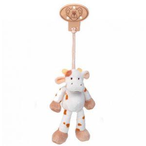 Teddykompaniet Diinglisar Klipsilelu Lehmä