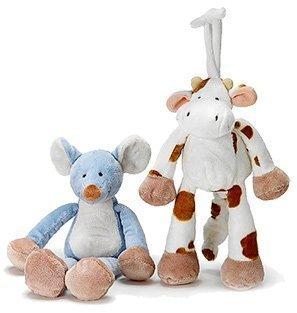 Teddykompaniet Diinglisar Soittorasia Lehmä
