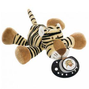 Teddykompaniet Diinglisar Wild Buddy Tiikeri