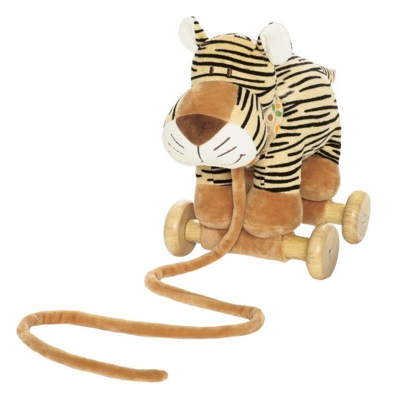 Teddykompaniet Diinglisar Wild Tiikeri Pyörillä