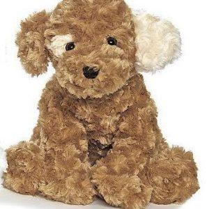 Teddykompaniet Hauvelit Kokoruskea