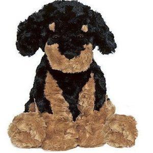 Teddykompaniet Hauvelit Musta/ruskea