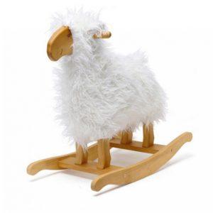 Teddykompaniet Lammaskeinu Valkoinen