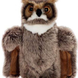 Teddykompaniet Pöllö. 23 cm