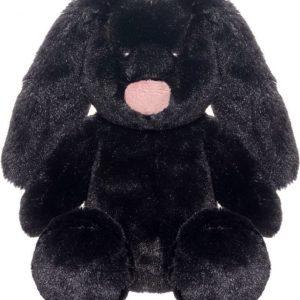 Teddykompaniet Pehmoeläin Kani Jessie Mini Musta