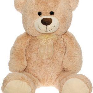 Teddykompaniet Pehmoeläin Nalle Stickan 80 cm Beige