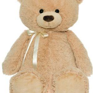 Teddykompaniet Pehmoeläin Nalle Svante Beige 90 cm