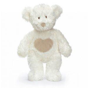 Teddykompaniet Pieni Teddy Cream Nalle Valkoinen