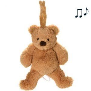 Teddykompaniet Soittorasia Mange 27 cm