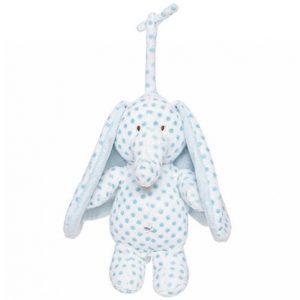 Teddykompaniet Teddy Big Ears Soiva Norsu