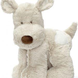 Teddykompaniet Teddy Cream Koira Beige