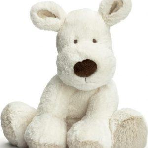 Teddykompaniet Teddy Cream Koira Valkoinen