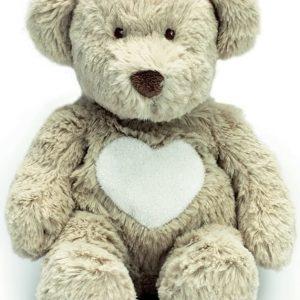 Teddykompaniet Teddy Cream Nalle Beige