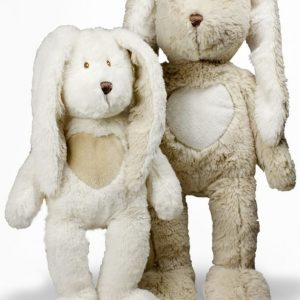 Teddykompaniet Teddy Cream Pupu 33 cm