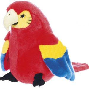 Teddykompaniet Teddy Wild Pehmoeläin Papukaija