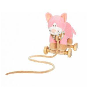 Teddykompaniet Vedettävä Kissa