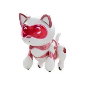 Teksta Kitty robottikissa pinkki
