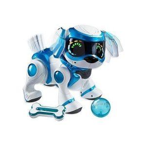 Teksta Puppy Robottikoira sininen