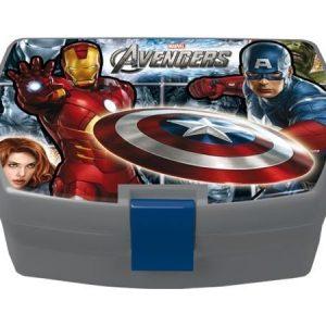 The Avengers Eväsrasia