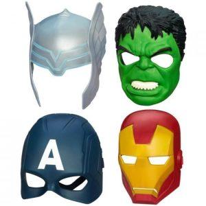 The Avengers Naamio