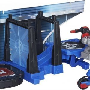 The Avengers Playset Captain America Tower Defense