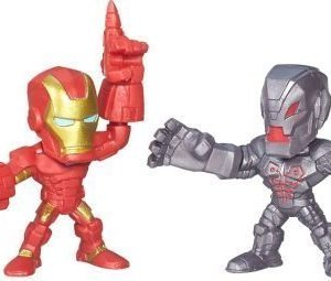 The Avengers Super Hero Masers Micro 2 Pack Iron Man VS Ultron