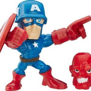 The Avengers Super Hero Mashers Micro Blister Captain America