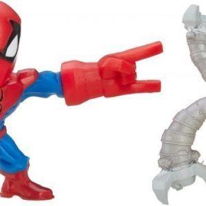 The Avengers Super Hero Mashers Micro Blister Spiderman