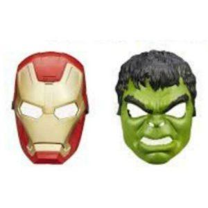The Avengers Voice Changer maski