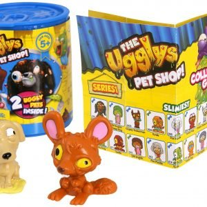 The Ugglys Pet Shop Minilemmikit 2 Kpl