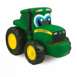 Tomy John Deere Traktori Push & Roll