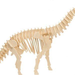 Träpussel Brachiosaurus